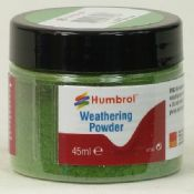 Humbrol AV0015 Chrome Oxide Green Weathering Powder